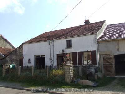Charmante dorpswoning met tuin en uitzicht, Haute-Marne, Frankrijk