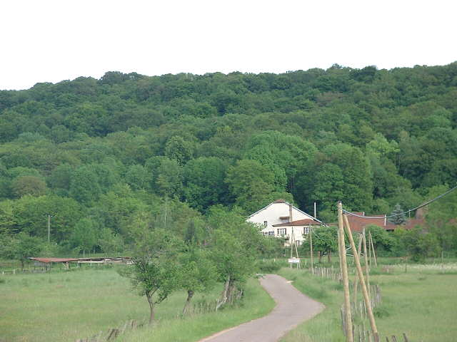 Grote boerderij op schitterende lokatie met 5 HA grond, Haute Saône, Frankrijk