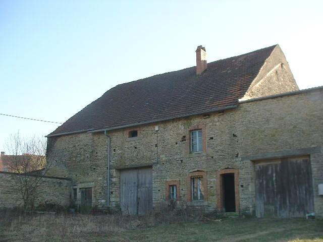 Grote boerderij, Haute Saône, Frankrijk