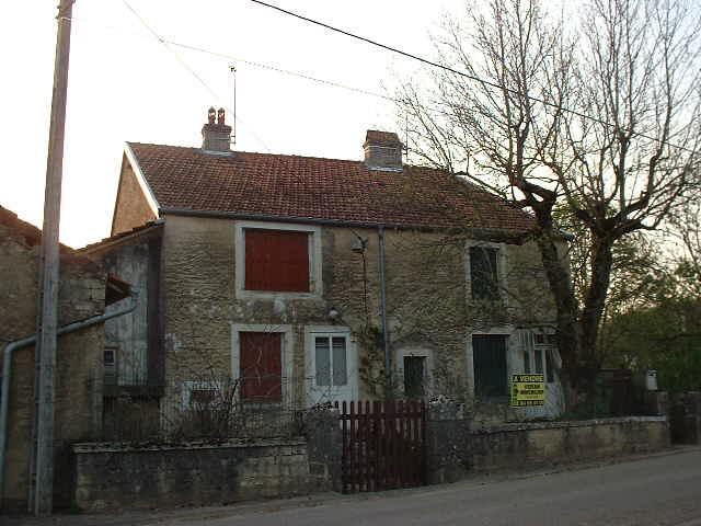 Charmante huizen met uitzicht aan beekje, Haute Saône, Frankrijk