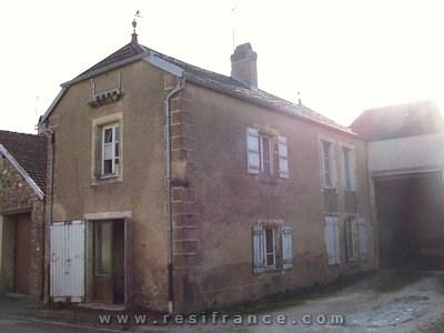 Charmante dorpswoning, Haute Marne, Frankrijk