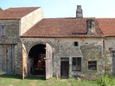 Charmante te renoveren boerderij met uitzicht, Haute Marne, Frankrijk