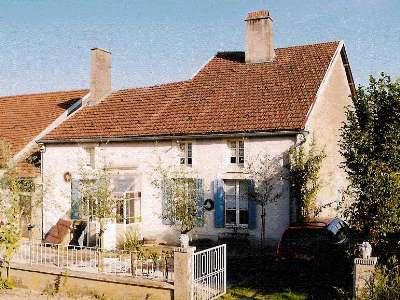 Stijlvoll gerenoveerde woning met uitzicht, Haute Marne, Frankrijk