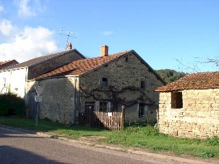 Vakantiehuisje met grote tuin, Haute Marne, Frankrijk