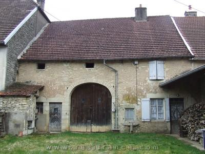 Stijlvolle te renoveren boerderij, Haute Saone, Frankrijk