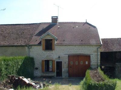 Gerenoveerde boerderij, Haute Marne, Frankrijk