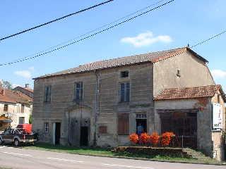 Charmant huis aan stroompje, Vosges, Frankrijk