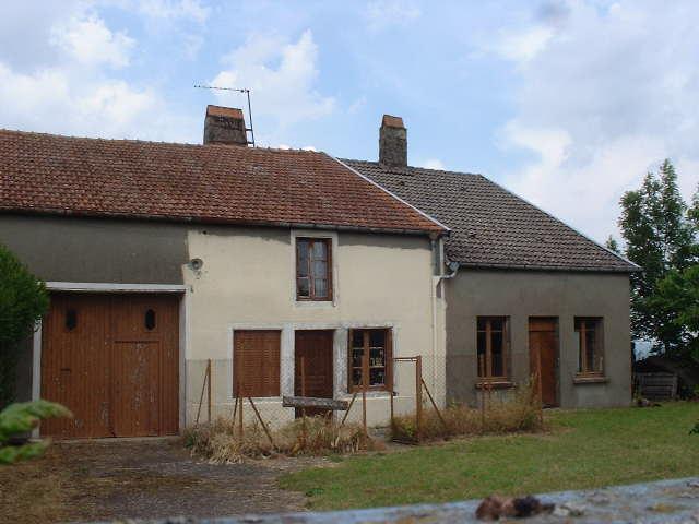 Huizen met schitterend uitzicht, Haute Marne, Frankrijk