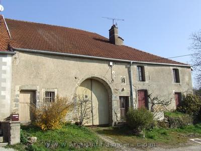 Stijlvolle boerderij met tuin en uitzicht, Haute Marne, Frankrijk