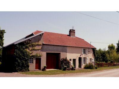 Vrijstaande woonboerderij met grote tuin, Haute-Saone, Frankrijk