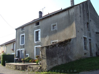 Mooie te renoveren dorpswoning, Haute-Saone, Frankrijk
