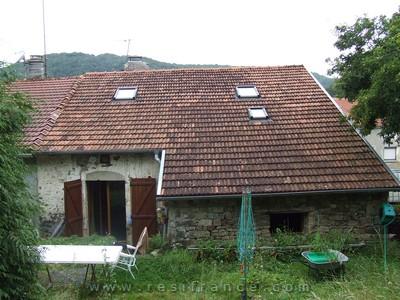 Rustig gelegen dorpswoning met tuin en uitzicht, Haute-Marne, Frankrijk