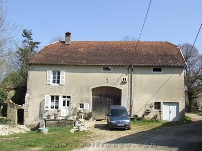 Gerenoveerde boerderij met tuin, Haute-Marne, Frankrijk