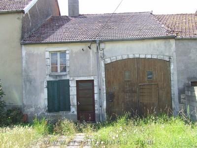 Mooie te renoveren boerderij, Haute-Marne, Frankrijk