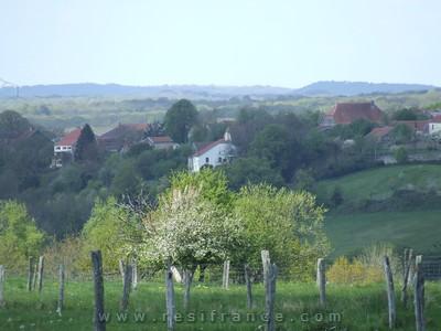 Dorpswoning met tuin en schitterend uitzicht, Haute-Marne, Frankrijk