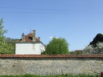 Maison de Maître met mooie tuin, Haute-Marne, Frankrijk