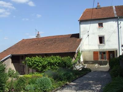 Mooi huis met spectaculair uitzicht, Haute-Saone, Frankrijk