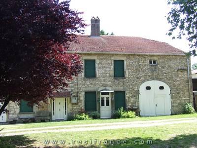 Stijlvolle dorpswoning, Haute-Marne, Frankrijk