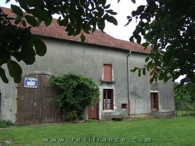 Karakteristieke te renoveren boerderij., Haute-Saone, Frankrijk