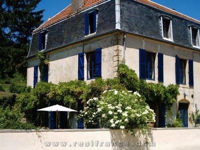 Maison de caractère met ruime tuin en uitzicht, Haute-Saone, Frankrijk
