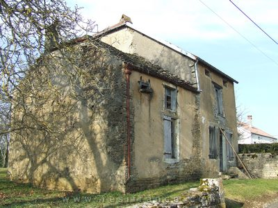 Charmante dorpswoning, Haute-Marne, Frankrijk