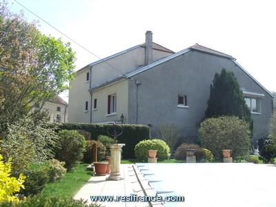 Gerenoveerd woonhuis met zwembad, Haute-Saone, Frankrijk