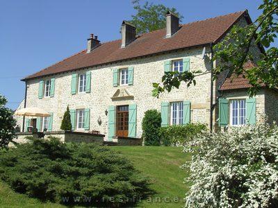 Charmante vrijstaande Maison de Caractère, Haute-Saone, Frankrijk
