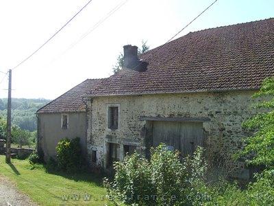 Vrijstaande boerderij met uitzicht, Haute-Marne, Frankrijk