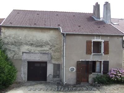 Dorpsboerderij met tuin, Haute-Marne, Frankrijk