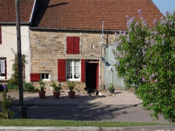 Authentieke boerderij met schitterend uitzicht, Haute-Marne, Frankrijk