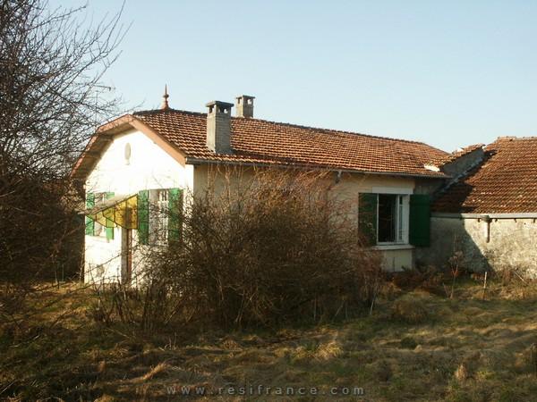 Charmante dorpswoning met terrein en uitzicht, Haute-Saone, Frankrijk