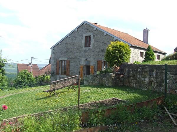 Maison de Caractère met schitterend uitzicht, Haute-Marne, Frankrijk