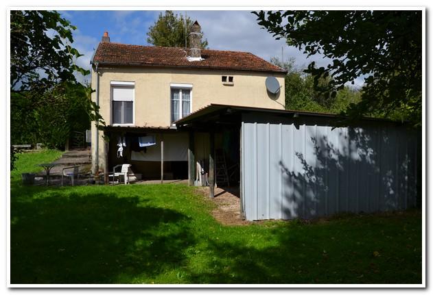Leuk vrijstaand huis met uitzicht, Haute-Marne, Frankrijk