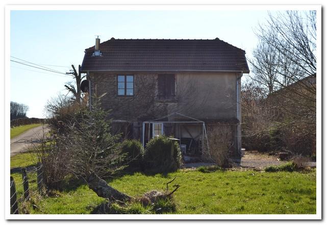 Vrijgelegen woonhuis met ruime tuin en uitzicht, Haute-Saone, Frankrijk