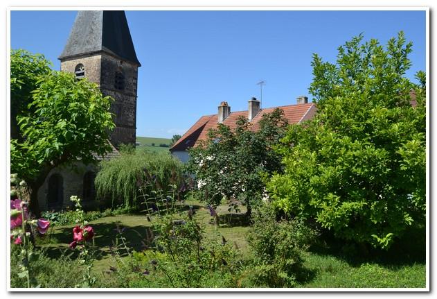 Gerenoveerde pastoriewoning op schitterende lokatie, Haute-Marne, Frankrijk