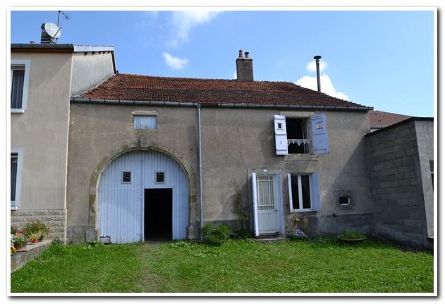 Mooie dorpsboerderij met uitzicht, Haute-Marne, Frankrijk