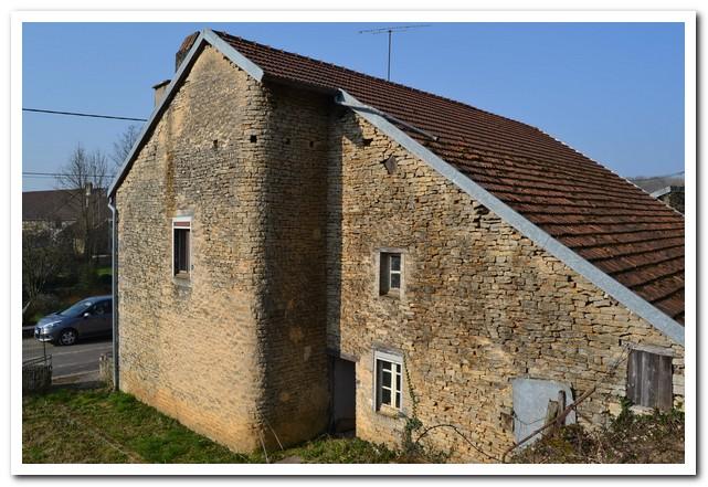 Charmante dorpsboerderij in mooie dorpje, Haute-Marne, Frankrijk