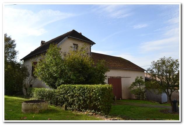 Charmante vrijstaande boerderij met uitzicht, Haute-Saone, Frankrijk