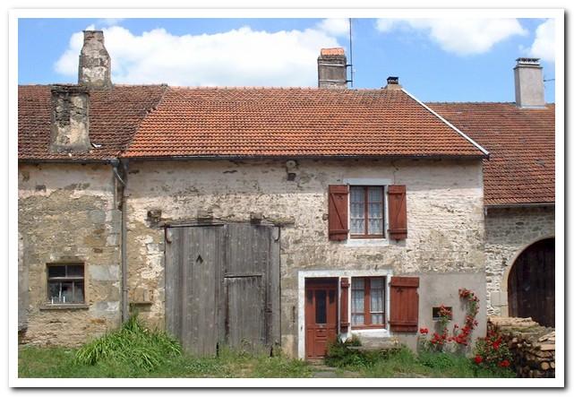 Charmante dorpswoning met mooi uitzicht, Haute-Marne, Frankrijk
