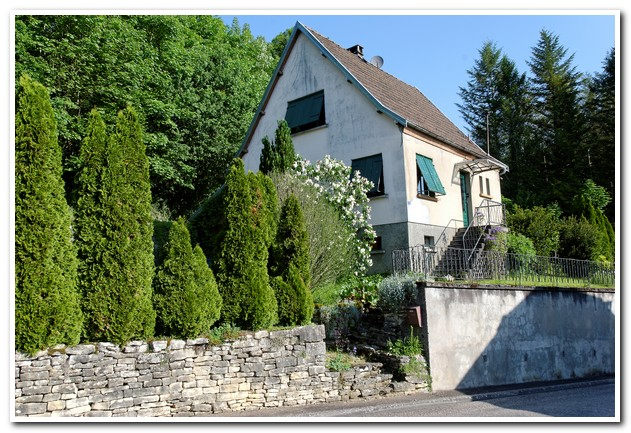 Romantisch dorpshuis, Haute-Saone, Frankrijk