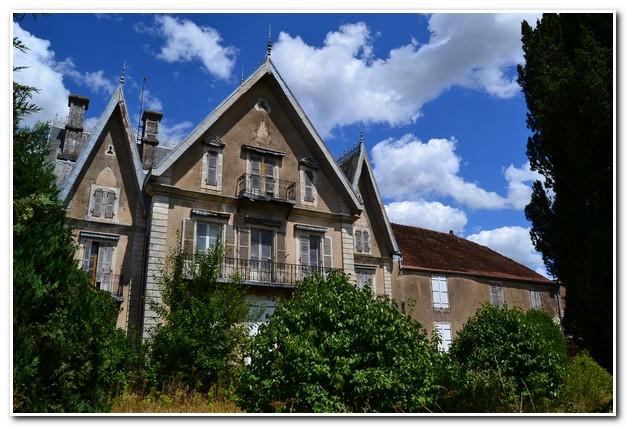 Schitterend Château met groot terrein en uitzicht, Haute-Marne, Frankrijk