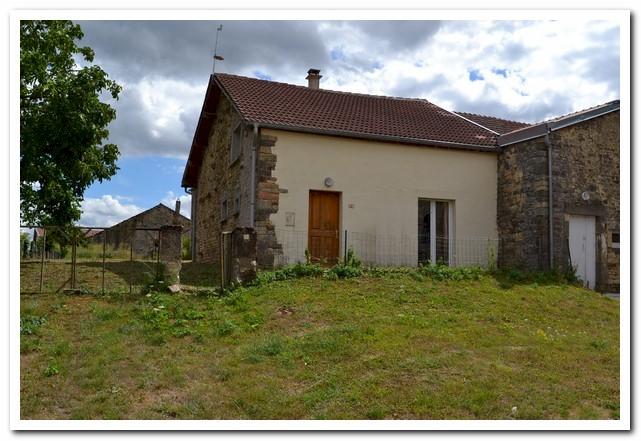 Mooi gelegen dorpswoning met tuin en uitzicht, Haute-Marne, Frankrijk