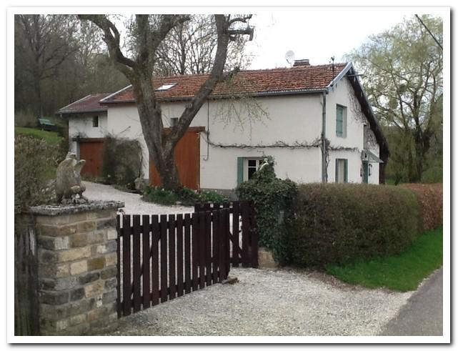 Erg mooi gelegen vrijstaand woonhuis met schitterend uitzicht!, Haute-Marne, Frankrijk
