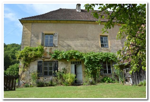 Prachtig Maison de Caractère op idyllische lokatie, Haute-Saone, Frankrijk