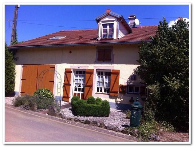 Mooie gerenoveerde woning met uitzicht, Haute-Saone, Frankrijk
