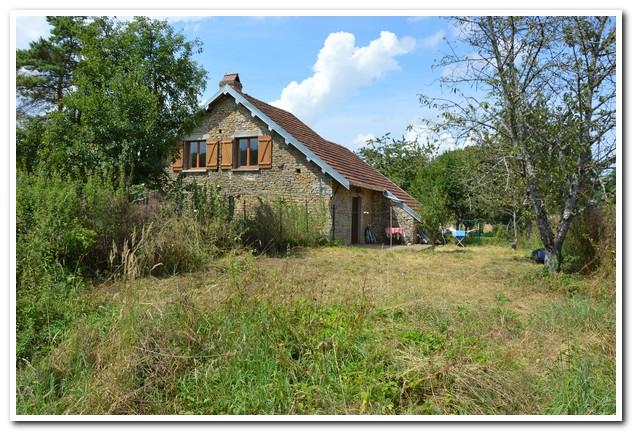 Vrijstaand woonhuis met tuin en mooi uitzicht, Haute-Marne, Frankrijk
