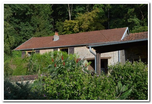 Dorpswoning, rustig gelegen aan bosrand in mooi dorpje, Haute-Saone, Frankrijk