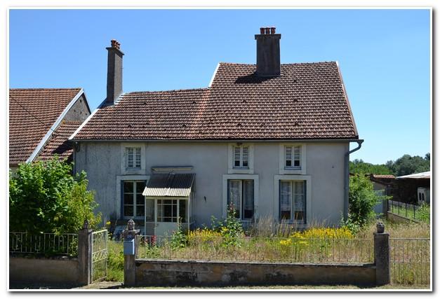 Authentieke dorpswoning met uitzicht, Haute-Marne, Frankrijk