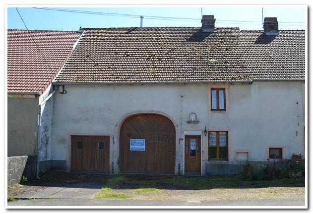 Charmante dorpswoning, Haute-Saone, Frankrijk