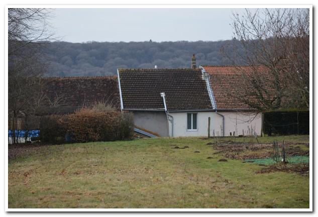 Leuke dorpswoning met grote tuin en uitzicht, Haute-Marne, Frankrijk